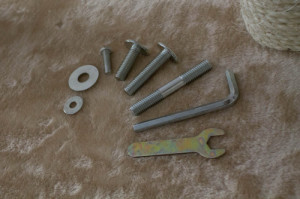 tools supplied with the armarkat b6802