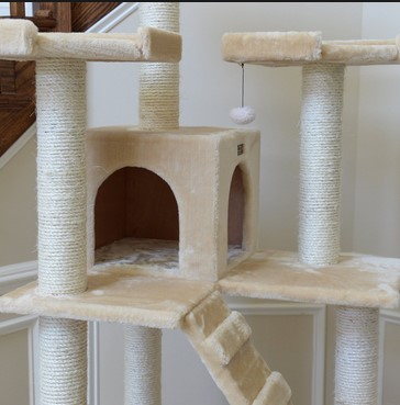 Armarkat A7401: Best Cat Tree for Multiple Cats 2