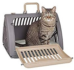 SportPet Designs Foldable Travel Cat Carrier