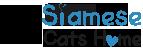 Siamese Cats Home