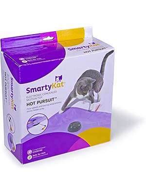 Smarty Kat Electronic Motion Cat Toy